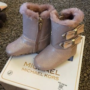 Michael Kors Baby Girl Shoes